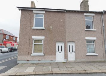 Thumbnail 2 bed end terrace house for sale in Portsmouth Street, Walney, Barrow-In-Furness