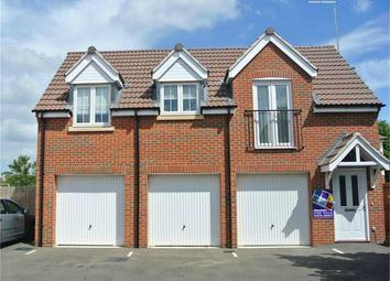Thumbnail 1 bed semi-detached house to rent in Stroud Close, Bourne, Lincolnshire