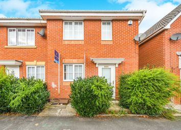 Thumbnail 3 bed terraced house for sale in Mount Pleasant Avenue, St. Helens