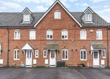 Thumbnail 3 bedroom town house for sale in Poperinghe Way, Arborfield, Reading