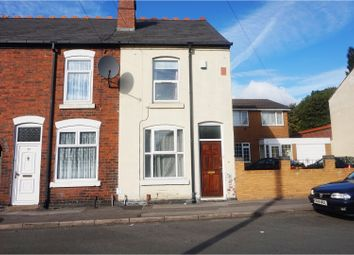 Thumbnail 2 bed terraced house for sale in Queen Mary Street, Walsall