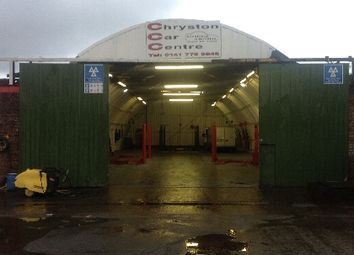 Thumbnail Commercial property for sale in Chryston, Glasgow
