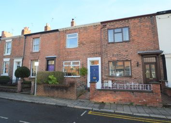 Thumbnail 2 bed terraced house for sale in Westminster Road, Hoole, Chester