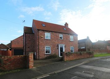 Thumbnail 5 bedroom detached house for sale in Manor Close, Hemingbrough, Selby, North Yorkshire