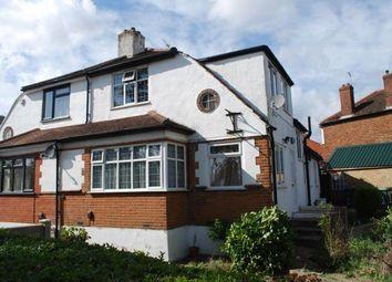 Thumbnail 4 bed semi-detached house for sale in Cotman Gardens, Edgware, London, Uk