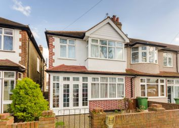 Thumbnail 3 bed end terrace house for sale in Ranfurly Road, Sutton Common, Sutton SM13Jb