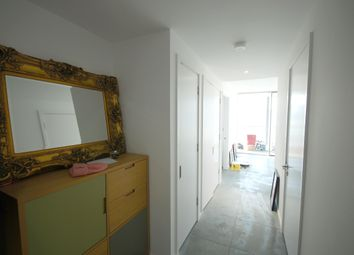 Thumbnail 2 bed flat for sale in Lawn House Close, London