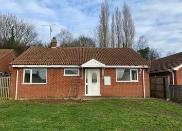 Thumbnail 3 bed bungalow to rent in Kingscroft, Dersingham, King's Lynn