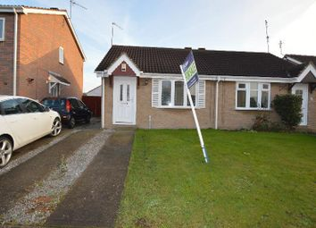 Thumbnail 1 bed semi-detached bungalow to rent in Bannister Drive, Hull