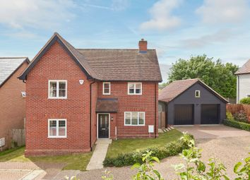 Thumbnail 4 bed detached house for sale in Clare, Sudbury, Suffolk