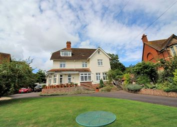 Thumbnail 2 bed flat for sale in Northfield Road, North Hill, Minehead, Somerset