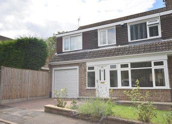 Thumbnail 4 bedroom semi-detached house for sale in Leckhampton Road, Loughborough