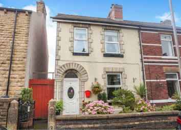 Thumbnail 2 bed semi-detached house for sale in Hayfield Road, High Peak