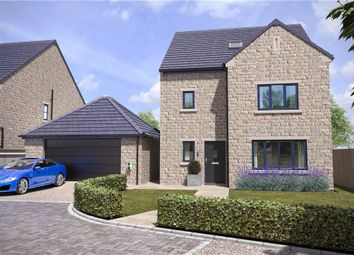 Thumbnail 5 bed detached house for sale in Sapgate Lane, Thornton, West Yorkshire