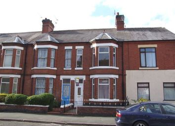 Thumbnail 3 bed town house to rent in Bedford Street, Crewe