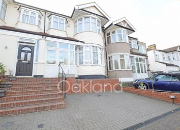 Thumbnail 4 bedroom terraced house to rent in Mighell Avenue, Ilford, Essex