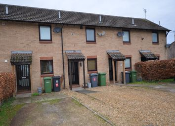 Thumbnail 1 bed terraced house to rent in St Kyneburgha Close, Castor, Peterborough