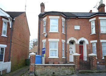 Thumbnail 3 bedroom semi-detached house for sale in Sandford Road, Aldershot, Hampshire