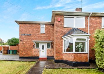 Thumbnail 3 bed semi-detached house for sale in Delville Terrace, Wednesbury