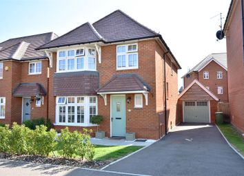 4 bed detached house for sale in Hildefirth Close, Ebbsfleet Valley, Swanscombe DA10
