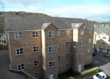 Thumbnail 2 bed flat to rent in Mill Stream Drive, Luddendenfoot, Halifax