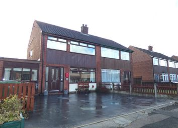 Thumbnail 4 bed semi-detached house for sale in Orchard Street, Ashton-In-Makerfield, Wigan