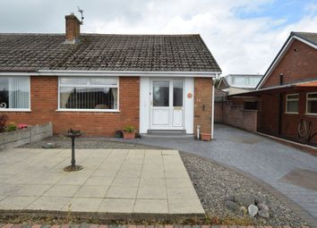 Thumbnail 2 bedroom semi-detached bungalow to rent in Egremont Gardens, Barrow-In-Furness
