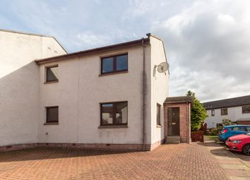 Thumbnail 2 bed end terrace house to rent in Tweed Mill Brae, Forfar
