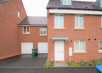 Thumbnail 4 bed semi-detached house to rent in Anglian Way, Stoke Village