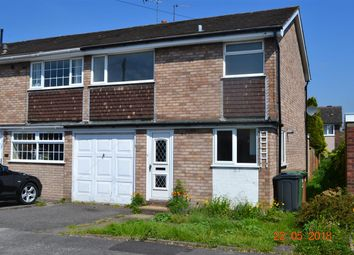 Thumbnail 3 bed mews house to rent in Flinkford Close, Walsall