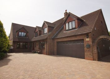 Thumbnail 5 bed detached house for sale in Abbey Rise, Barrow-Upon-Humber