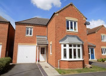 Thumbnail 3 bed detached house for sale in Barberry, Coulby Newham, Middlesbrough