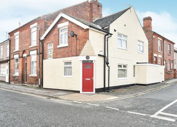 Thumbnail 2 bed end terrace house for sale in Pentrich Road, Ripley