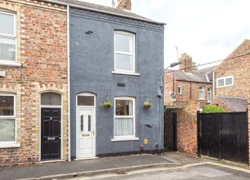 Thumbnail 3 bedroom end terrace house for sale in Fern Street, York