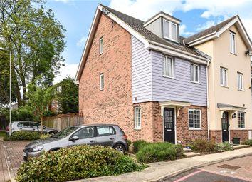 Thumbnail 3 bed terraced house for sale in Wren Lane, Ruislip, Middlesex