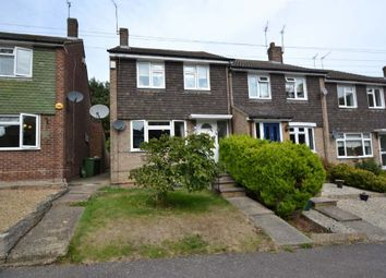 Thumbnail 3 bed end terrace house for sale in Jersey Close, Hoddesdon