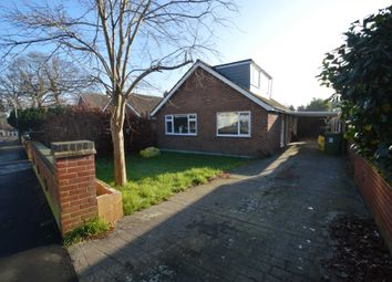 Thumbnail 3 bed property for sale in Beaumont Road, New Costessey, Norwich