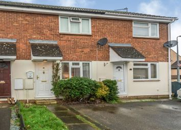 Thumbnail 1 bed terraced house for sale in The Hedgerows, Stevenage