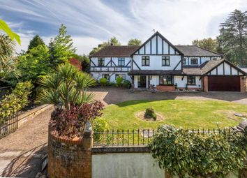 Thumbnail 6 bed detached house for sale in Trumps Mill Lane, Virginia Water