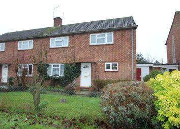 Thumbnail 3 bed semi-detached house to rent in Feoffees Road, Somersham, Huntingdon