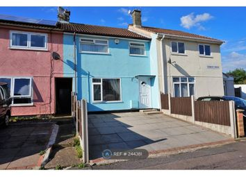 Thumbnail 3 bed terraced house to rent in Sunbury Green, Leicester