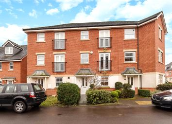 Thumbnail 4 bedroom town house for sale in Perigee, Shinfield, Reading, Berkshire
