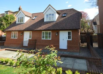 Thumbnail 1 bed semi-detached house to rent in London Road, Canterbury