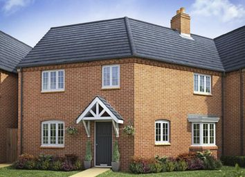"Thumbnail 3 bed semi-detached house for sale in ""Faringdon"" at Halse Road, Brackley"