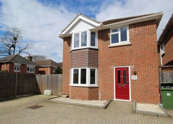 Thumbnail 4 bed detached house to rent in Edwina Close, Southampton