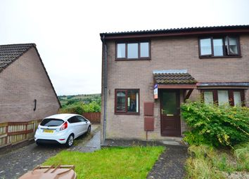 Thumbnail 2 bed semi-detached house for sale in Heol Cwm Ifor, Caerphilly