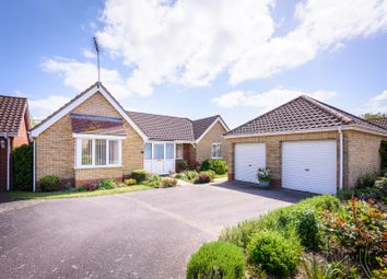 Thumbnail 3 bed detached bungalow for sale in Will Rede Close, Beccles