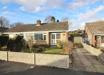 Thumbnail 2 bed semi-detached bungalow for sale in Ashfield Drive, Aspull, Wigan