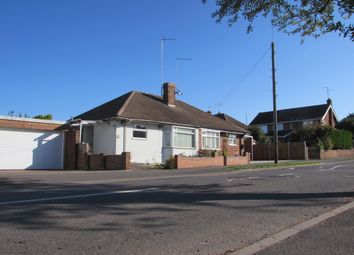 Thumbnail 3 bed bungalow to rent in Hilltop Avenue, Barton Seagrave
