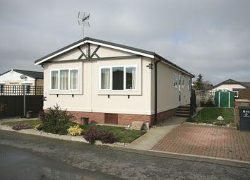 Thumbnail 2 bed detached bungalow for sale in Oak Tree Park, Attleborough